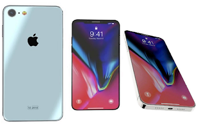 iPhone X Plus, iPhone X SE and iPhone SE 2