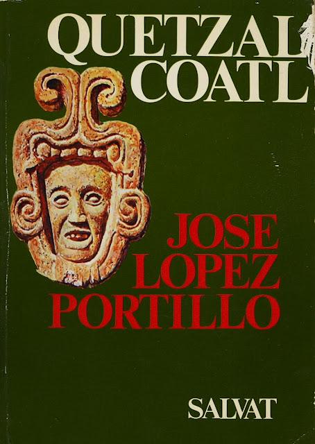 Quetzalcóatl de José López Portillo