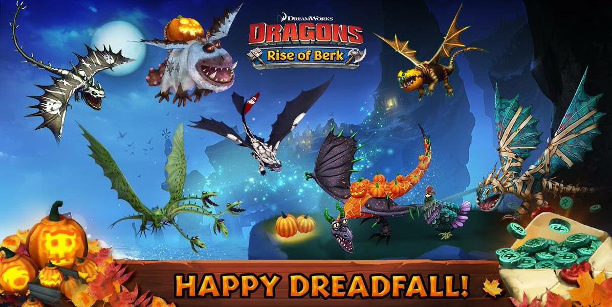 Dragons: Rise of Berk pro version