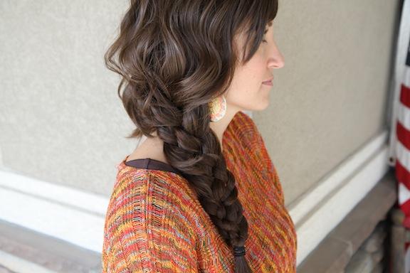 5 Braid Hairstyles: 30 Elegant 5 Strand Braid Hairstyles