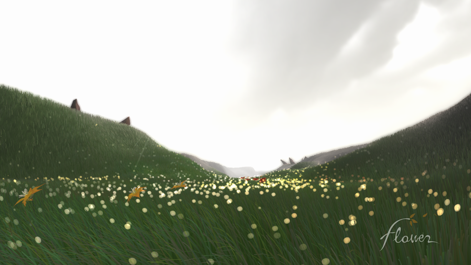 Flower | A Different Outlook on Life | PS3 Review