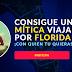 ¿Quieres irte de viaje a Florida y ganar más premios?