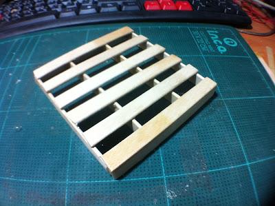 งานประดิษฐ์เสริมสร้างจิตนาการณ์จากไม้ไอติม