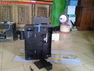 berdirikan printer