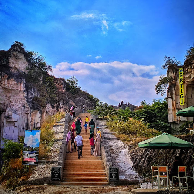 Foto, Lokasi dan Tiket Masuk Wisata Setigi Desa Sekapuk Gresik Terbaru