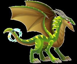 Dragón Prometio