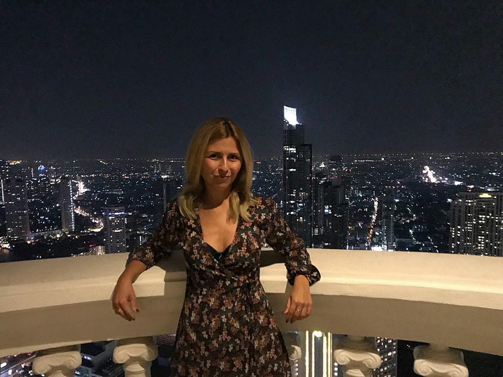 Tajlnadia, Bangkok, Lebua state tower