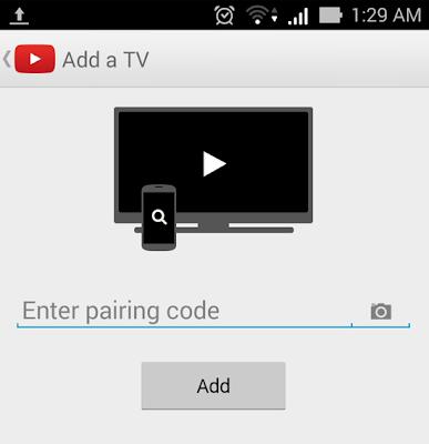 Cara Kontrol YouTube dengan smartphone apapun