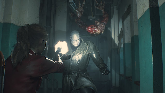 إستعراض بالفيديو للمزيد من لقطات أسلوب اللعب الجديدة للعبة Resident Evil 2 و مناطق جديدة نكتشفها ..