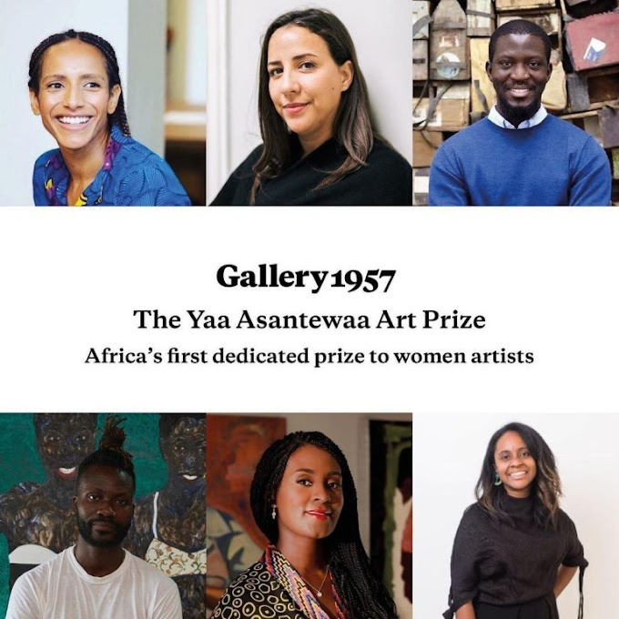 Gallery 1957 Has Launched The Yaa Asantewaa Art Prize: Africa's First Dedicated Art Prize For Women Artists