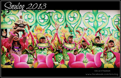 Sinulog Festival 2013 highlights