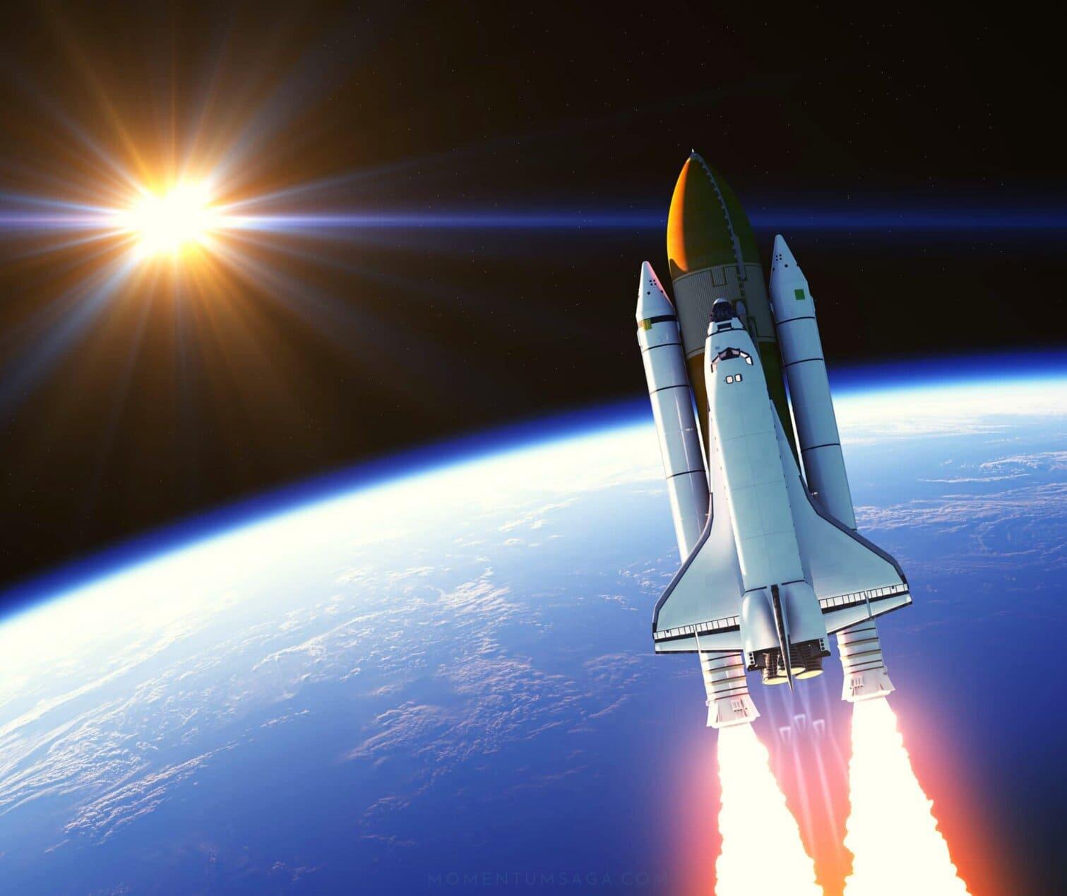 Dez coisas estranhas que voaram em um ônibus espacial