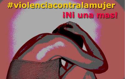 Dia contra la violencia de genero mujer