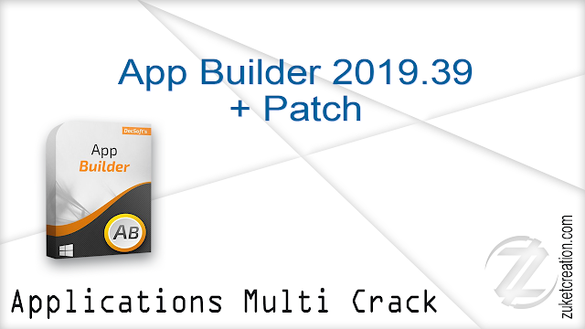 App Builder 2019.39 + Patch  |  16 MB