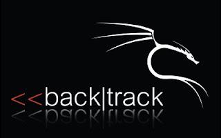 logo backtrack kali linux