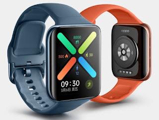 ساعة أوبو وتش Oppo Watch 2 الذكية