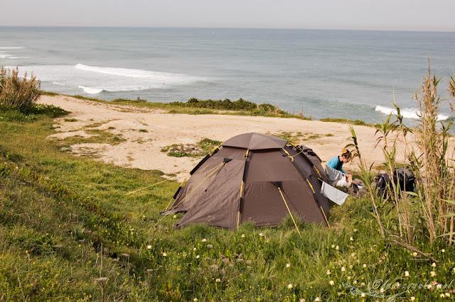 biwak z dziećmi, camping dziecko, namiot, biwakowanie