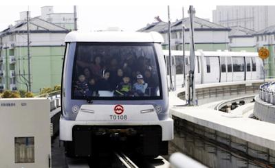 China's metro