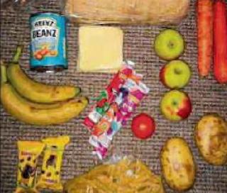 The food parcels scandal