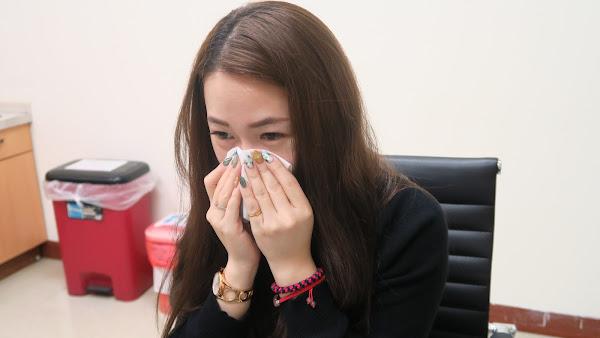 彰化醫院中醫門診三九貼 助改善過敏性鼻炎