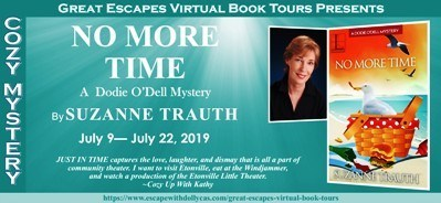 Upcoming Blog Tour 7/9/19