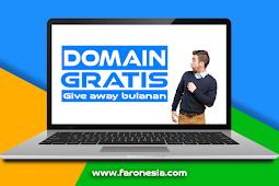 Cara Mendapatkan Domain Gratis Terbaru 2019