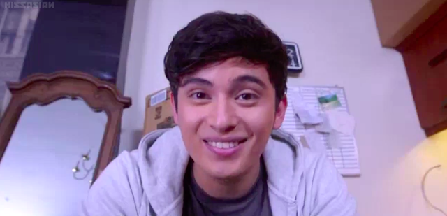 James Reid in 2015 Filipino teleserye OTWOL On the Wings of Love