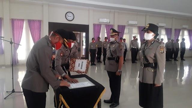 Kompol Heti Fatmawati Jabat Wakapolres Tanggamus