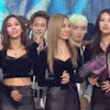 131122 miss A won first place with 'Hush' on Music Bank