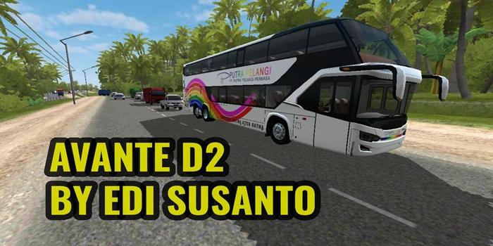 mod avante d2 free bussid