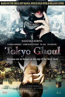 Tokyo Ghoul Dublado Online