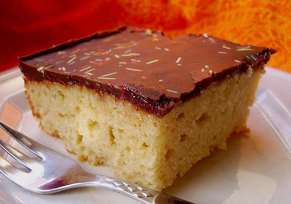Kuchenkatzes Schoko