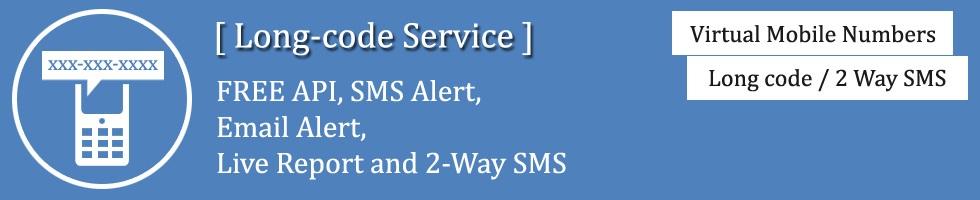 longcode service