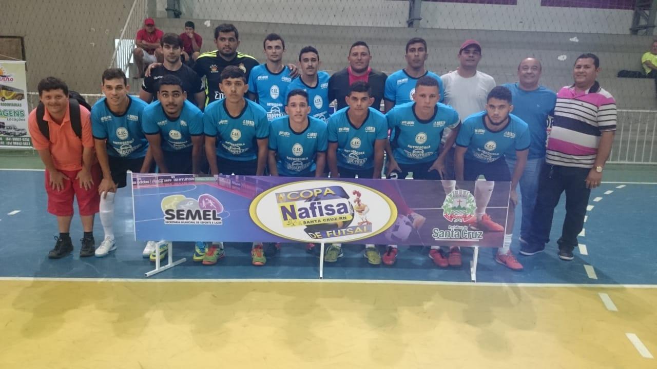 WESPORTES.net  Resultados da 3ª e 4ª rodada da 4ª Copa Nafisa de Futsal 0bd52e3bd04dc