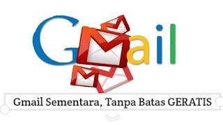 gmail-sementara-gratis