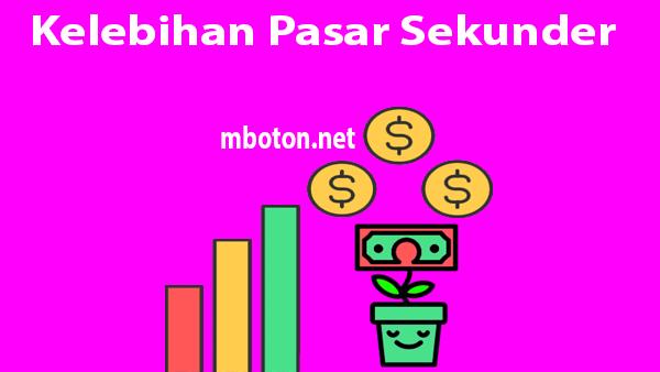 perdagangan secondary market memberikan kesempatan kepada sang investor