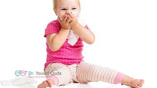 17 طريقة جديدة و مجربة لعلاج الرشح عند الاطفال