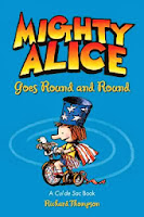 Mighty Alice Goes Round and Round by Richard Thompson