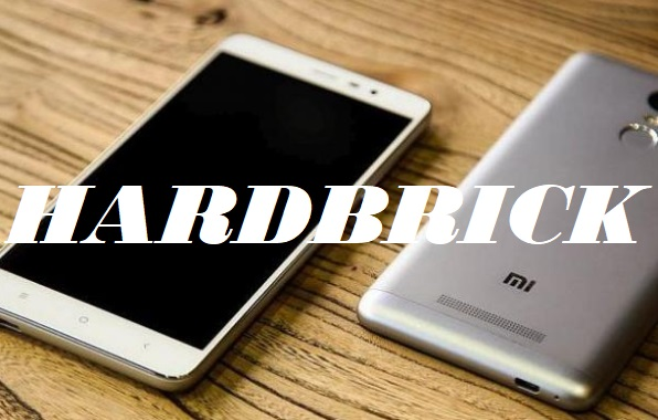 cara mengatasi Xiaomi Redmi Note 3 Pro Hardbrick