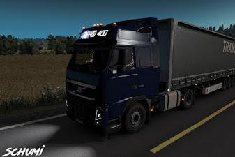 Mod Truck Volvo FH&FH16 2009 v1.5 [Schumi] - 1.36
