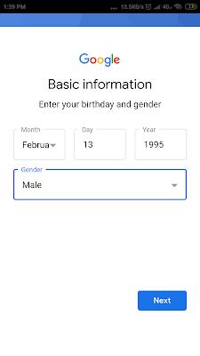 gmail daftar