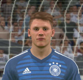PES 2017 Faces Alexander Nubel by AMI