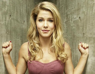 Canadian Actress, Emily Bett Rickards