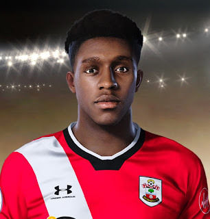 PES 2021 Faces Dan Nlundulu