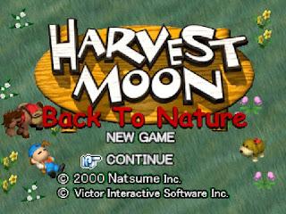 Tips & Trik Panduan Game Harvest Moon Back to Nature
