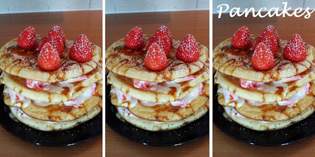 Pancakes - Pannekoeken