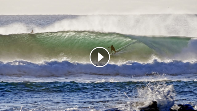 Surfing Best of Gold Coast 2020 Part One Pumping AllStar Cast