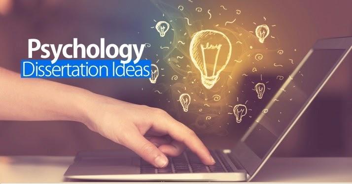 Dissertation psychology dissertation conceptual framework