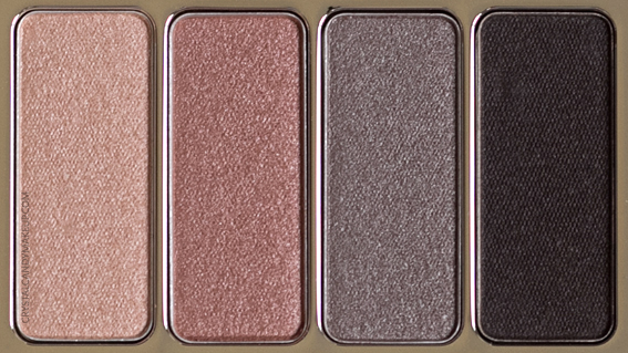 Clarins 4-Colour Eyeshadow Palette Fall 2016 01 Nude Review
