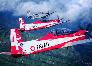 Jupiters Aerobatic Team TNI AU